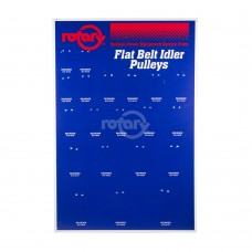 BOARD FLAT IDLER ASSORTMENT COMPOSITE (BOARD ONLY)