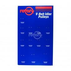BOARD V-IDLER ASSORTMENT COMPOSITE (BOARD ONLY)