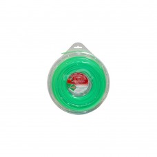 LINE TRIMMER .105 207' LGE DONUT QUAD GREEN