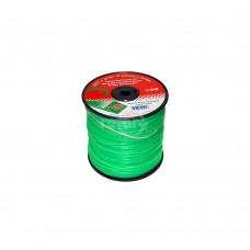 LINE TRIMMER .080  1080' MED SPOOL QUAD GREEN