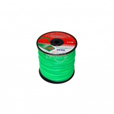 LINE TRIMMER .105  621'  MED SPOOL QUAD GREEN