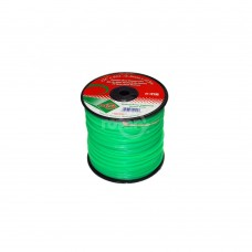 LINE TRIMMER .130   405' MED SPOOL QUAD GREEN