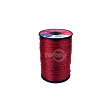 LINE TRIMMER .080 5 LB. SPOOL RED COMMERCIAL