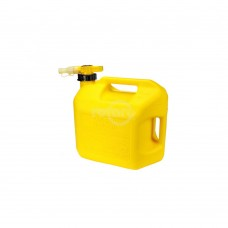 NO-SPILL 5 GALLON DIESEL CAN (YELLOW)