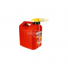 NO-SPILL 2-1/2 GALLON GAS CAN (RED)