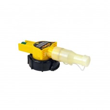 NO-SPILL NOZZLE ASSEMBLY
