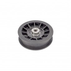FLAT IDLER PULLEY 3-1/2