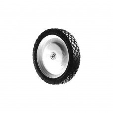 STEEL WHEEL  7 X 1.75 SNAPPER (PAINTED WHITE)