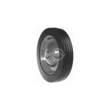 STEEL WHEEL  7X 1.50 POWER TRIM (PAINTED ORANGE)