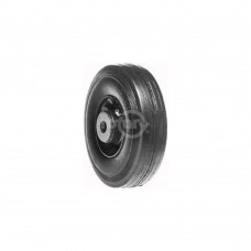 STEEL WHEEL  6 X 2.00 BOBCAT (PAINTED RED)