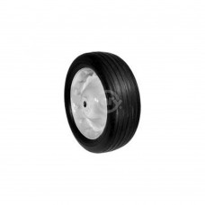 STEEL WHEEL  10.25 X 3.25 MTD (PAINTED WHITE)
