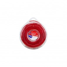 LINE TRIMMER .095 X 1 LB. DONUT RED COMMERCIAL