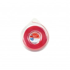 LINE TRIMMER .080 X 1 LB. DONUT RED COMMERCIAL