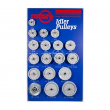 ASSORTMENT PULLEY STEEL IDLERS