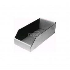BOX BIN 6 X 12-1/2
