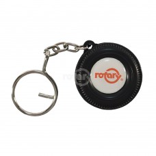 CHAIN KEY ROTARY TAPE MEASURE