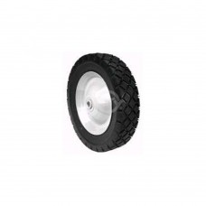 WHEEL STEEL 8X1-3/4 SNAPPER (PAINTED GRAY)